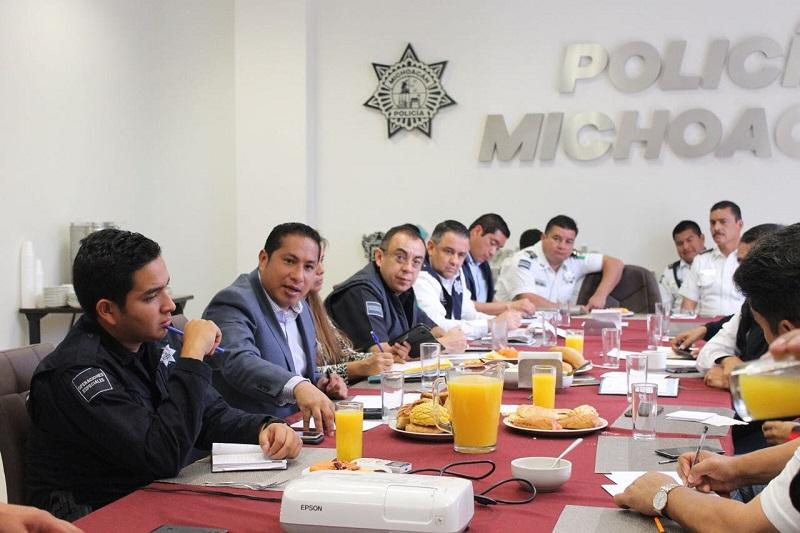 Marco Aurelio Nava Cervantes estableció que este operativo inicia de manera presencial por parte de los elementos policiales, en el que se vigilará en todo momento el respeto al marco jurídico
