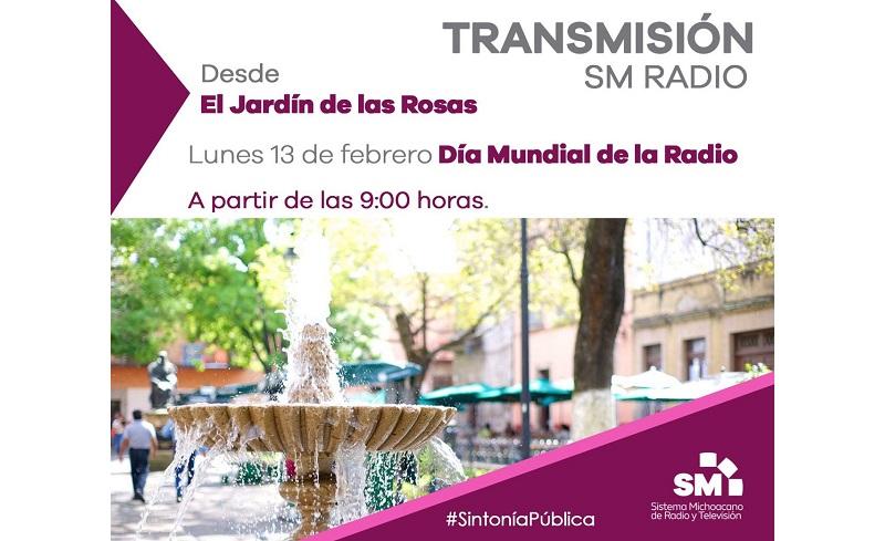 Con la Feria de la Radio, el SMRTV da inicio a una serie de cambios en su programación en beneficio de las y los radioescuchas michoacanos y de otras latitudes que sintonizan SM Radio por internet
