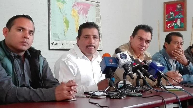 El líder magisterial de la CNTE, Víctor Manuel Zavala Hurtado dijo que al igual que el pasado fin de semana, este próximo 18 y 19 de febrero, que las autoridades pretenden hacer una nueva evaluación, los maestros no asistirán