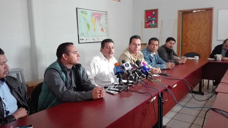 En otros temas, Zavala Hurtado mencionó que están a la espera de que las autoridades les liquiden bonos económicos a los trabajadores estatales además de la respuesta por parte del Gobierno del Estado en cuanto a su pliego petitorio