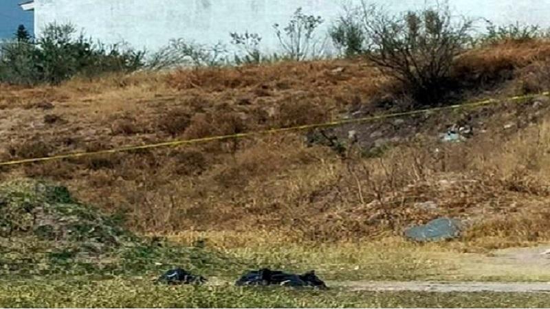 Hasta el momento del reporte, los cuerpos no han sido identificados (FOTO: ESPECIAL)