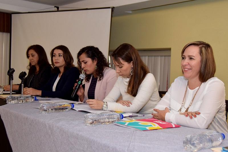 Beamonte Romero ratificó su compromiso de seguir implementando acciones y programas que garanticen el desarrollo integral de NNA