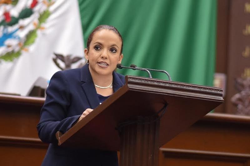 Villanueva Cano propuso ampliar los años para sancionar a cualquier funcionario que desvíe o haga malos manejos del patrimonio de los michoacanos