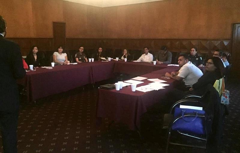 El Comité para Prevenir, Sancionar y Erradicar la Trata de Personas en el Estado de Michoacán es presidido en la entidad por la delegada del Instituto Nacional de Migración; por parte de la CEEAV participa en las reuniones de trabajo el comisionado Abraham Montes