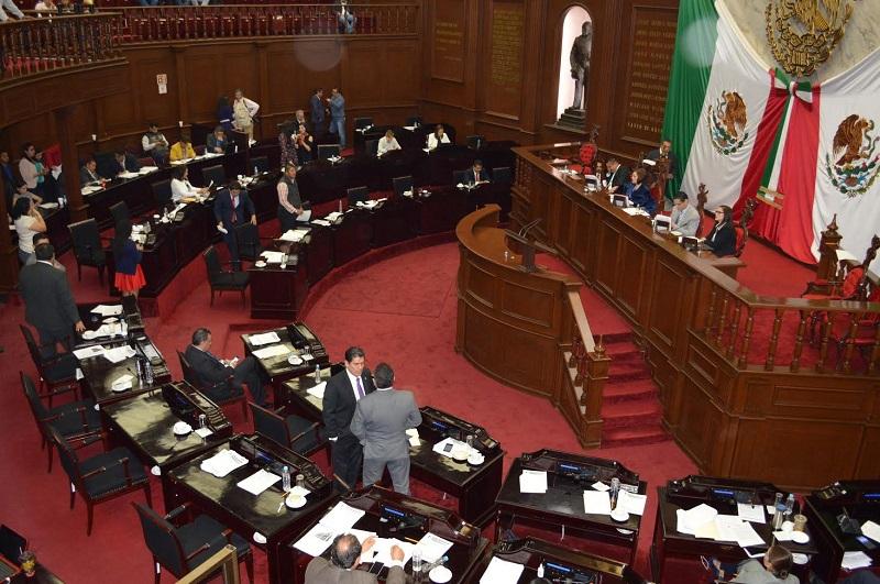 El dictamen determina que la Comisión no encontró materia para hacer observaciones o recomendaciones al contenido del Plan de Desarrollo Integral presentado por el titular del Ejecutivo, Silvano Aureoles