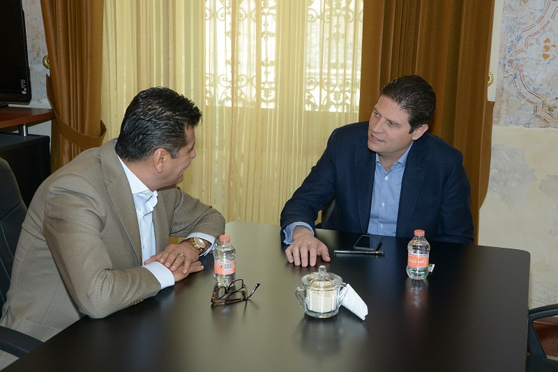 Martínez Alcázar, destacó la estrecha coordinación entre el municipio y el estado, e incluso con la Federación, la cual refleja una mejora en este rubro tan importante para los morelianos