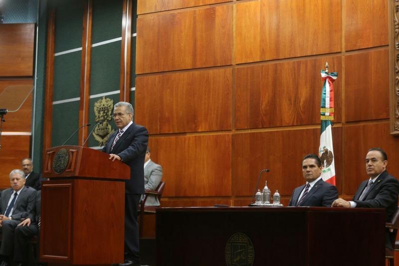 El presidente del Poder Judicial en Michoacán, Marco Antonio Flores Negrete dijo que tras el deceso del magistrado, Placido Torres Pineda, también exprocurador de Justicia en Michoacán, se emitió la convocatoria para resolver el nombre del nuevo magistrado, la terna fue enviada al Poder Legislativo, pero la decisión de los diputados aún está pendiente
