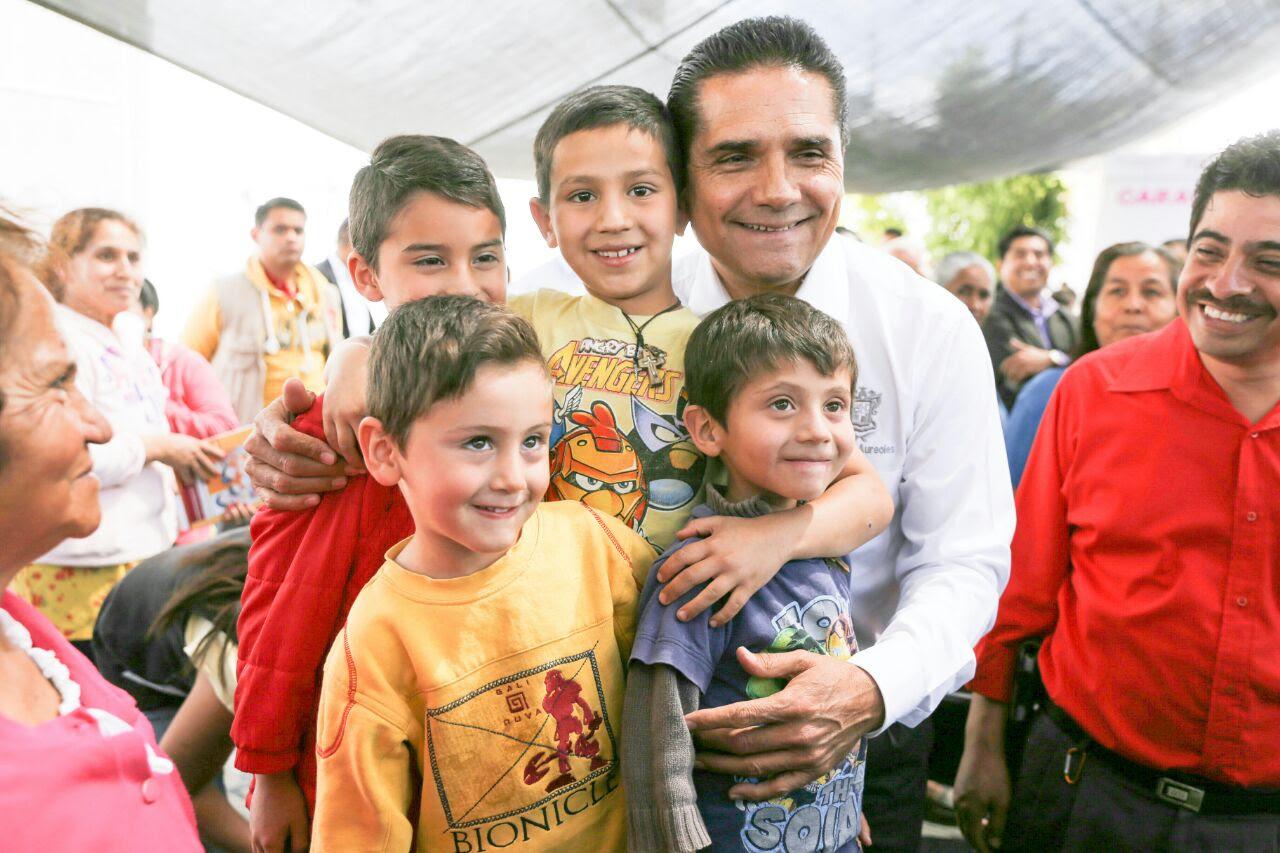 Atenderá las cerca de 700 colonias de Morelia donde habitan alrededor de 200 mil habitantes en condiciones de pobreza extrema