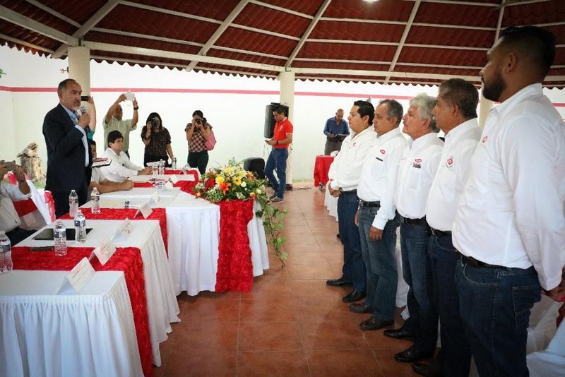 El Secretario resaltó que el Ejecutivo michoacano trabaja para que la Zona Económica Especial de Lázaro Cárdenas se consolide como pieza estratégica para la vinculación comercial de México con otros países
