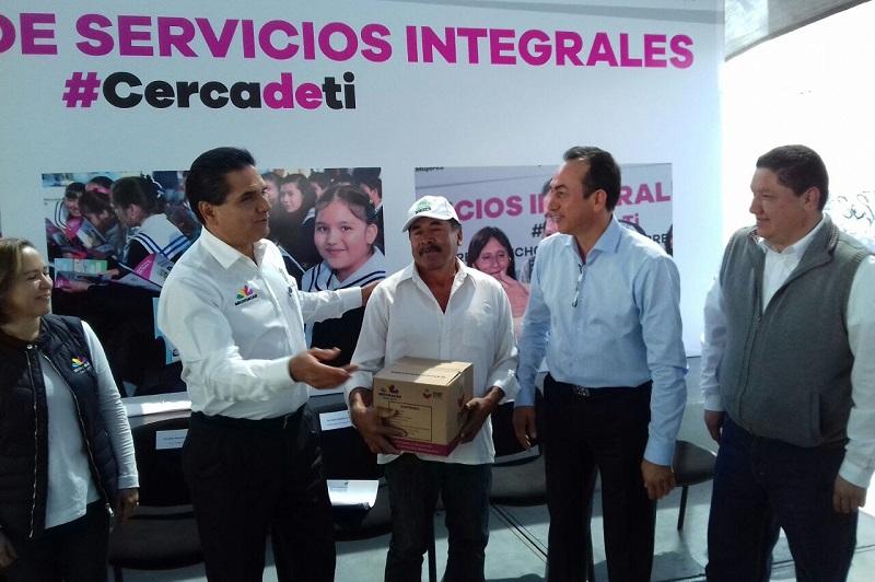 Estamos comprometidos a trabajar y atender a la población de manera cercana y directa, destaca el titular de la dependencia, Antonio Soto Sánchez