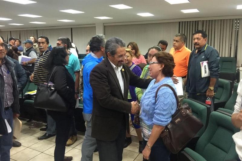 La Casa de Hidalgo ha hecho su mejor esfuerzo en los ofrecimientos al SPUM y SUEUM para mantener las puertas abiertas de la Institución: Serna González
