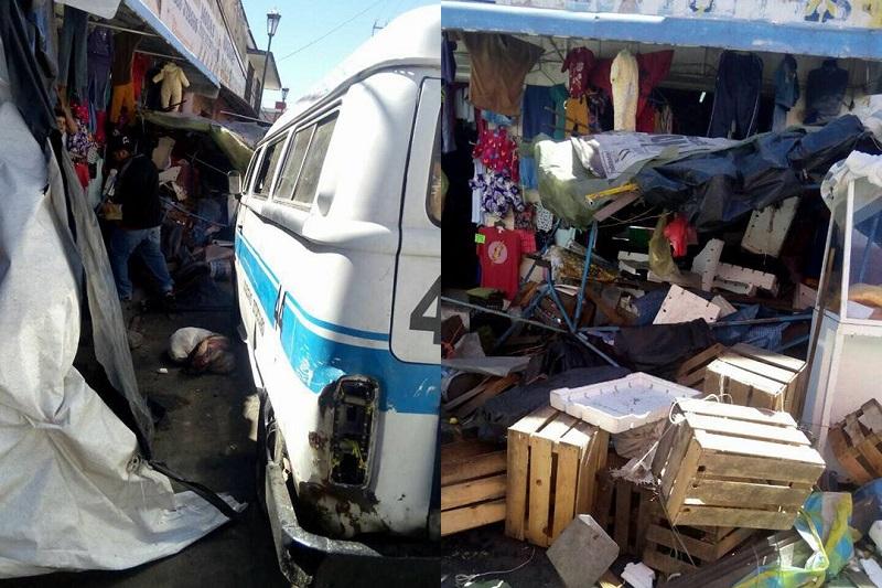 Todos los lesionados fueron trasladados al Hospital Regional de Zitácuaro (FOTOS: FRANCISCO ALBERTO SOTOMAYOR)