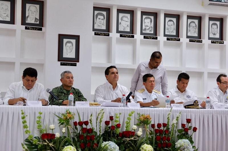 Autoridades estatales y delegados federales también revisaron proyectos económicos para la región