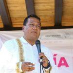 El titular de la SPI solicitó el apoyo del Congreso Local para impulsar la Ley Estatal en materia de Derechos Lingüísticos, para crear el Instituto Lingüístico y la Academia Michoacana de la Lengua Indígena en la entidad