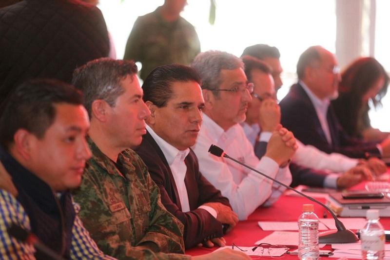 Pide Silvano Aureoles priorizar las obras y acciones urgentes