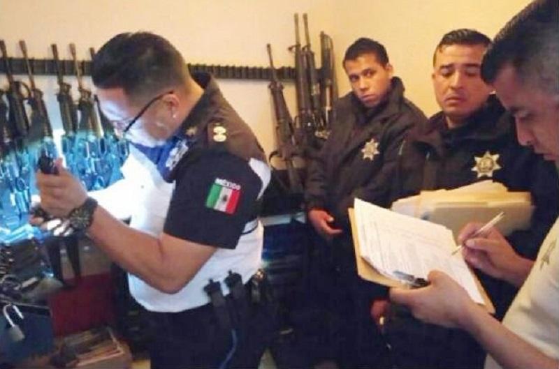 Con estas acciones la SSP continúa con los trabajos para dignificar la labor de su personal para posicionar a la Policía Michoacán como la mejor corporación a nivel nacional
