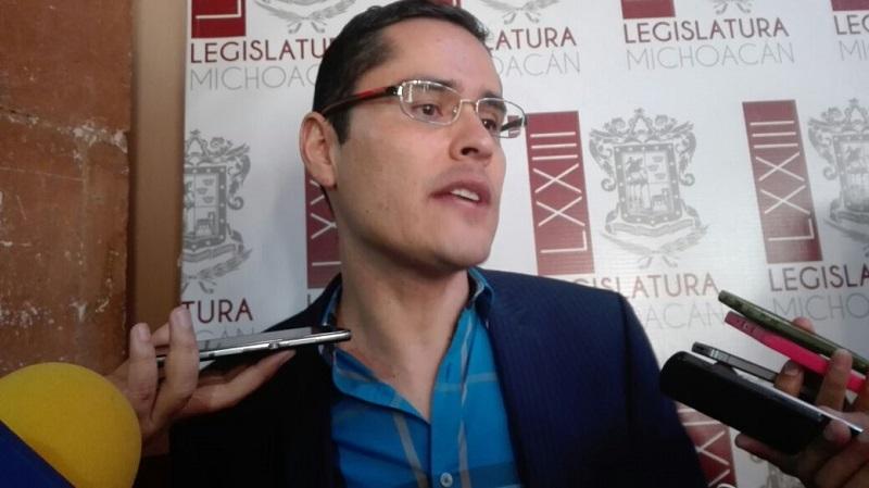 El diputado Miguel Ángel Villegas aseguró que la invitación para que el secretario de Finanzas Carlos Maldonado, se reúna con las comisiones del Congreso fue hecha desde la semana pasada