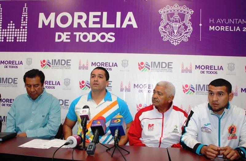 Buscan selección rumbo a la Olimpiada y Campeonato Nacional Juvenil 2017