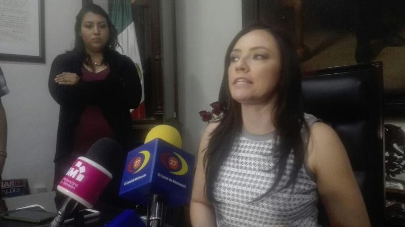 """En el caso específico del PAN, Hernández Iñiguez dijo respetar la postura de la bancada pero afirmó que no es correcto """"que cuando empieza el análisis apenas haya quienes empiecen a solicitar la información"""""""