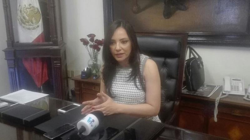 De acuerdo a la diputada, se espera que en un periodo no mayor a dos meses el presidente de la república, Enrique Peña Nieto arribe a Michoacán para poder arrancar de manera formal los trabajos de la ZEE de Lázaro Cárdenas