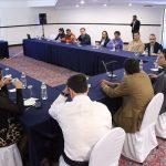 """""""Contamos con un diagnóstico y plan muy definido que estamos ejecutando, se trata de una estrategia integral que va más allá de duplicar el número de elementos policiacos municipales"""": Martínez Alcázar"""