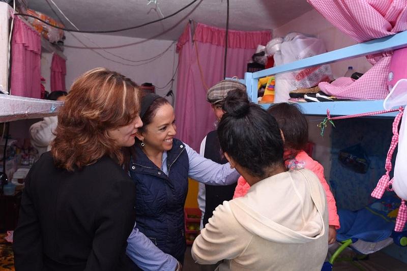 Villanueva Cano reconoció la oportunidad de su iniciativa para asignar un presupuesto específico  para la protección y el desarrollo integral de estos pequeños