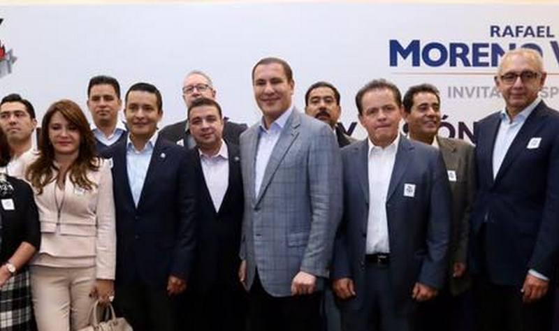 Rafael Moreno Valle refirió que el PAN tiene la responsabilidad de estar unidos si realmente se busca hacer un cambio en el país