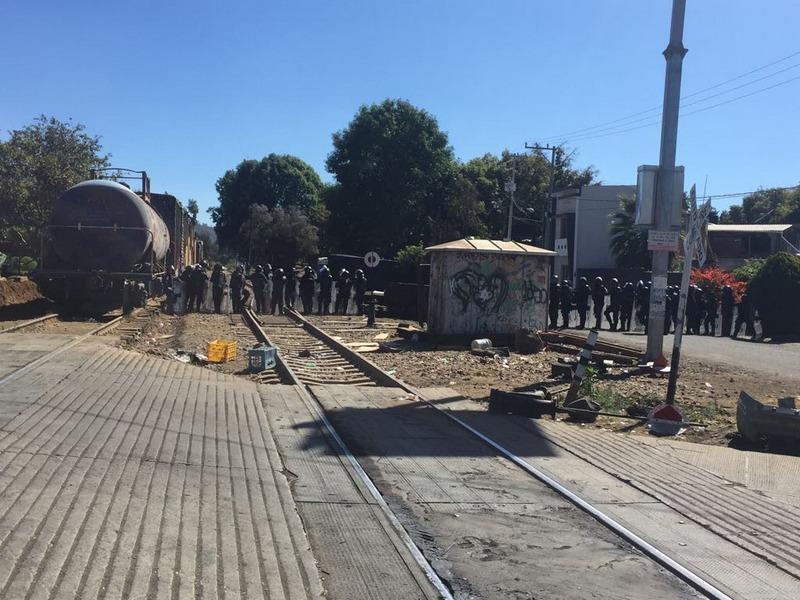 La SSP hace un llamado a los manifestantes a mantenerse en el marco de la ley sin realizar acciones que trasgredan la paz social