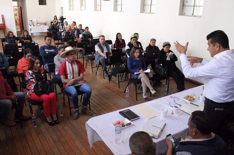 Durante la reunión, Juan Bernardo Corona destacó que la Policía Michoacán realizará patrullajes en carreteras, brechas y caminos de este y municipios aledaños, y trabajará de manera conjunta con la Policía Federal, estatal y municipal