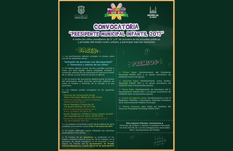 De dicho concurso se designará a un Presidente, Síndico, Secretario del Ayuntamiento, 12 Regidores y 11 Titulares de las Secretarías