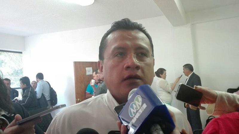 """El dirigente del PRD, dijo que el partido trabaja en su dinámica interna, para poder salir unidos en el proceso interno de julio o agosto pues buscan """"posicionar a una figura propia que sea un digno representante del PRD"""""""