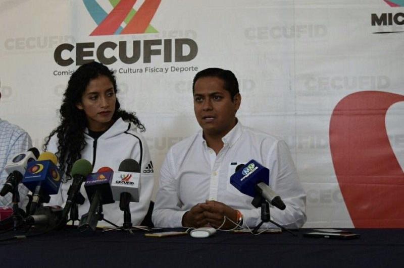 Moncada Sánchez explicó que la infraestructura ya estaba, pero requería de equipamiento, para que los niños y jóvenes  que vienen a competir puedan tener un lugar donde quedarse y esto no limite su desarrollo deportivo