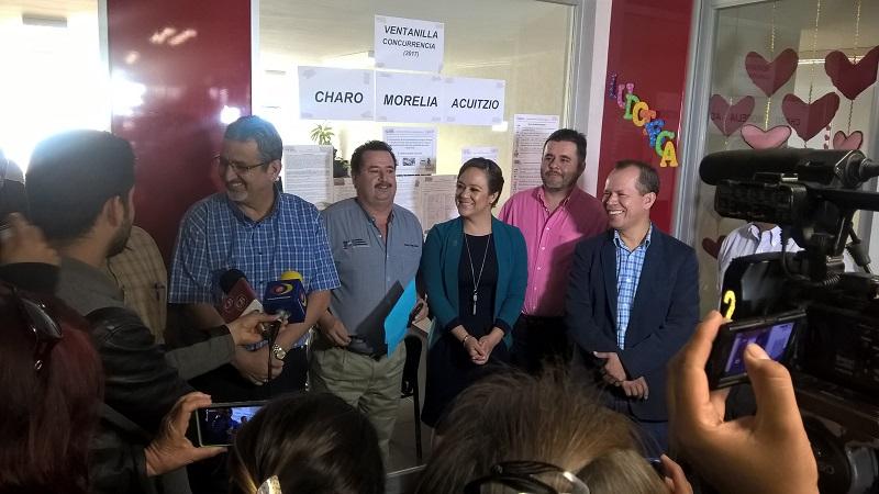 En el evento también estuvo presente, el subdelegado de la Sagarpa, Jesús Ramón Torres Romero, quien indicó que por regla de operación, todo aquel productor que no se encuentre registrado en el Padrón Único de la Sagarpa, no podrán ser beneficiarios de este programa