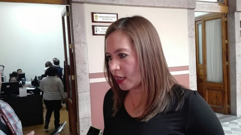 Separarse de su cargo federal como subsecretario de Educación Básica, sería cuestión de ética por parte del exgobernador, Salvador Jara, mencionó la diputada
