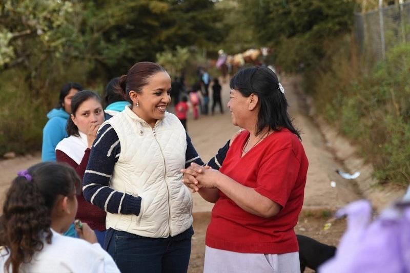 Villanueva Cano reiteró el llamado y la disposición del Congreso local para sumar esfuerzos en la promoción efectiva de una cultura de igualdad y respeto entre hombres y mujeres