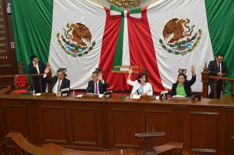 """La Condecoración """"Michoacanas por Michoacán"""" será entregada el día miércoles 08 de marzo en sesión solemne"""