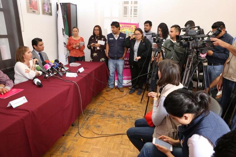 La directora del DIF Michoacán, Rocío Beamonte Romero afirmó que siempre se ha trabajado para apoyar a los niños que nacen en las prisiones, la diferencia es que ahora trabajarán el tema también en coordinación con dicha iniciativa