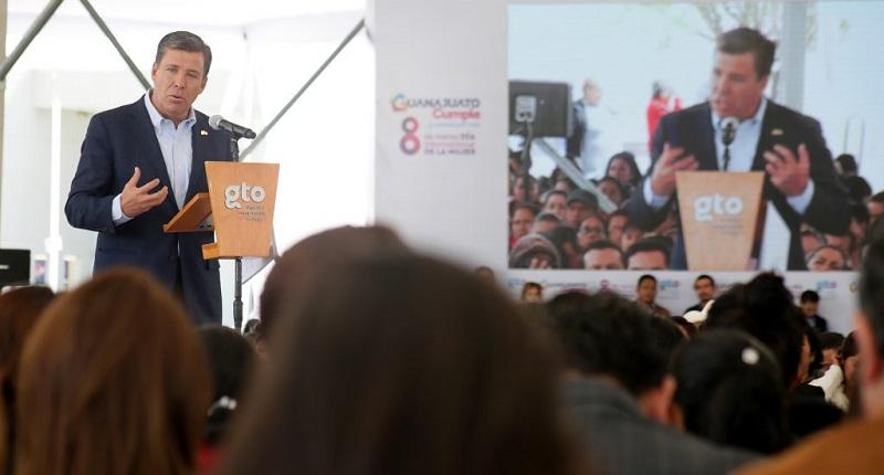 Guanajuato ha sido el único estado a nivel nacional que ha comparecido ante la Comisión Nacional para Prevenir y Erradicar la Violencia contra las Mujeres