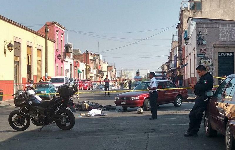 Se registra un intenso caos vehicular en la zona; se recomienda tomar precauciones (FOTOS: FRANCISCO ALBERTO SOTOMAYOR)