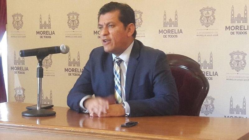 Guzmán Díaz se dijo satisfecho con la respuesta de los 216 mil contribuyentes que cumplieron con su responsabilidad en tiempo y forma