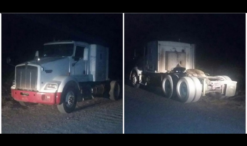 Los detenidos, vehículos, armas, droga y objetos fueron puestos a disposición de la autoridad competente