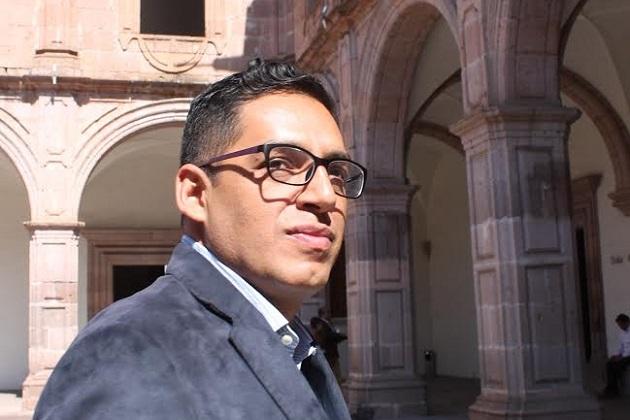 El regidor moreliano será acompañado por Alonso Torres, Leonel Godoy, Raúl Morón y Graciela Andrade