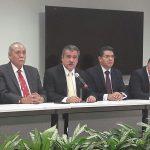 El senador Miguel Barbosa presentó su renuncia al cargo; dice que es un acto para salvaguardar la unidad del grupo