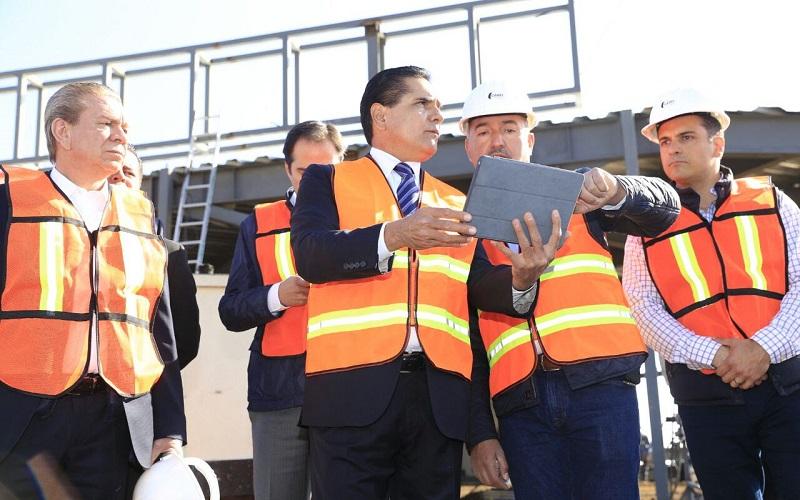 Cabe destacar que además del C5i que se construye en la capital michoacana, se contará con 11 Centros de Operaciones Regionales con la intención de ampliar la cobertura operativa y hacer más efectiva y eficaz la función policial