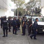 Los detenidos, armas, granada, cargadores, cartuchos y vehículos serán puestos a disposición de la autoridad correspondiente a efecto de continuar con las investigaciones de ley