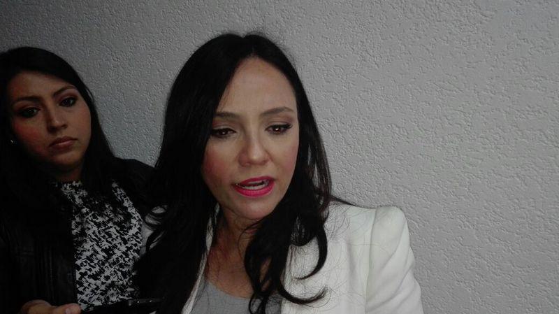La diputada por el PRI, Adriana Hernández, pidió que el tema de la seguridad en Morelia no se politice y en cambio se trabaje en coordinación, pues las personas lo que necesitan son resultados
