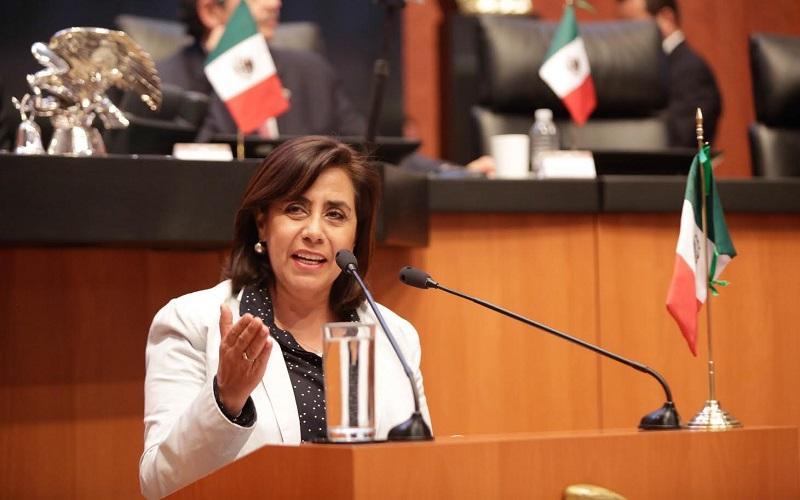 """Reforma en favor de los """"dreamers"""" es gran paso para la construcción de confianza y garantizar la movilidad de mexicanos que deseen seguir con sus estudios: Calderón Hinojosa"""