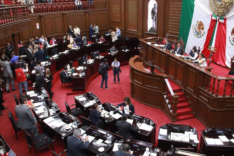 Reprueban diputados la Cuenta Pública Estatal de Michoacán 2015