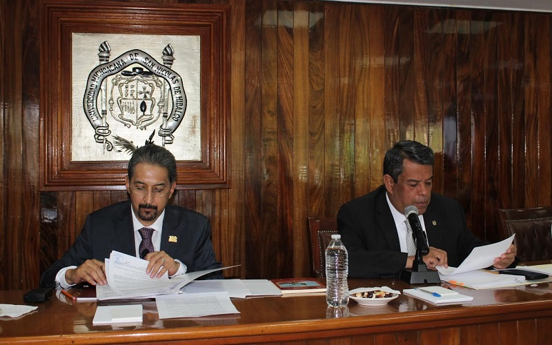 En sesión del Consejo Universitario, fue aprobada por sus consejeros la Convocatoria para el ciclo escolar 2017, señalando el inicio del periodo de registro el lunes 3 abril hasta el 2 de junio