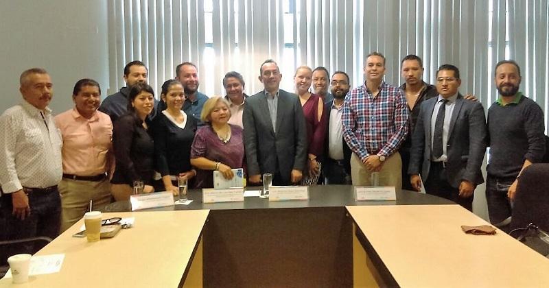 Las empresas beneficiadas pertenecen a los municipios de Uruapan, Los Reyes, Morelia, La Huacana, Zacapu, Ario de Rosales, Chilchota y Zamora